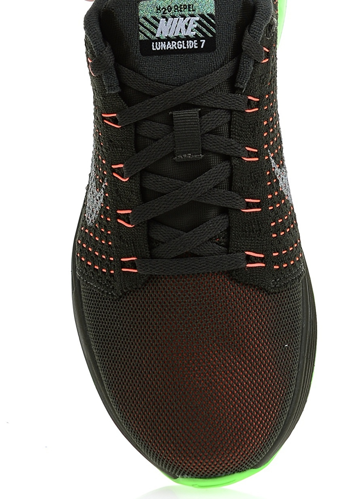 803567-300 Wmns Nike Lunarglide 7 Flash,Sequoia/Rf